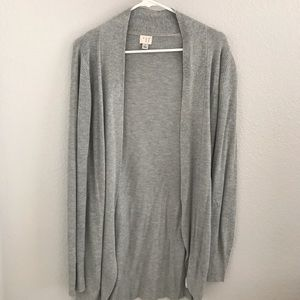 Target Gray Cardigan - A New Day